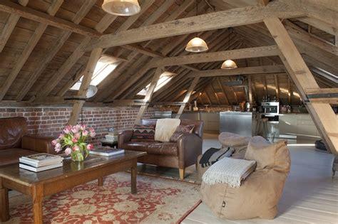 Attic Bedroom Ideas ceglana ciana na strychu ciekawa aran acja poddasza