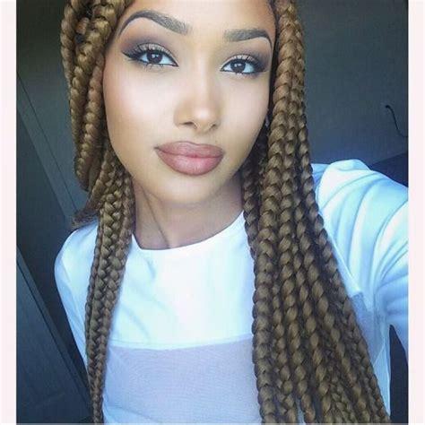 poetic justice blonde braids 1243 best images about box braids on pinterest big box