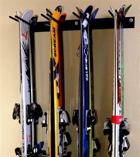 Home Ski Rack by Home Utility Ski Rack Basement 70 C Wilderness