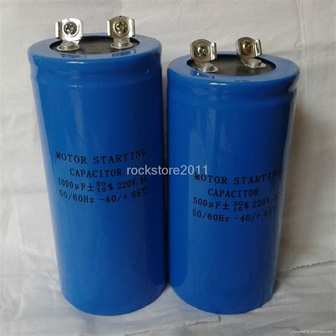 what is a mf capacitor unpolarized capacitor cd60 220vac 500 microfarad 2pieces and 1000 mf 4pcs china manufacturer