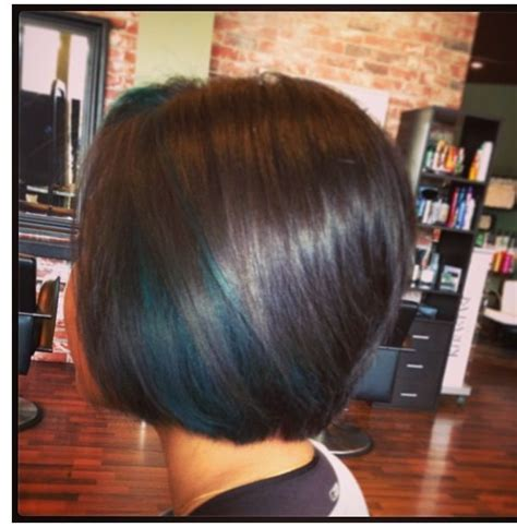 dirty blonde bob hairstyle with peek a boo highlights 25 best ideas about teal hair highlights on pinterest