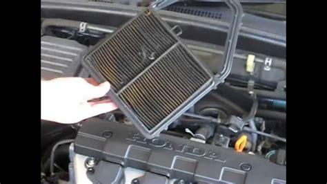 air filter honda civic 2003 honda civic 2001 air filter change