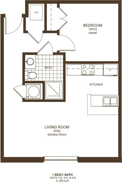 downtown richmond va 1 bedroom apartments floor plans