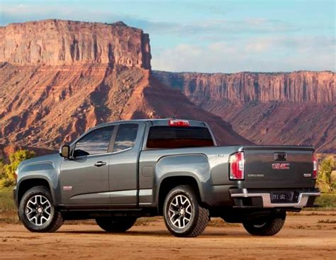 2015 Chevy Colorado/GMC Canyon priced   Kelley Blue Book