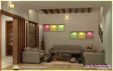 Ideas For Home Interiors by Beautiful Interior Ideas For Home Kerala Home Design And