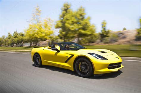 2014 chevy corvette z51 2014 chevrolet corvette stingray z51 convertible test