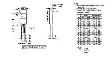 schottky diodes bridge mbrf20100ctg rectifier diode schottky bridge rectifier