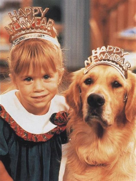 what kind of dog is comet from full house comet natural history