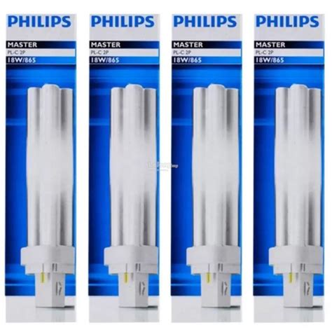 Lu Downlight Plc 18 Watt Philips 4 pcs original philips master plc 2p end 2 14 2018 3 15 pm