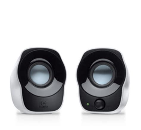 Speaker Logitech Z120 logitech z120 mini stereo lautsprecher de de