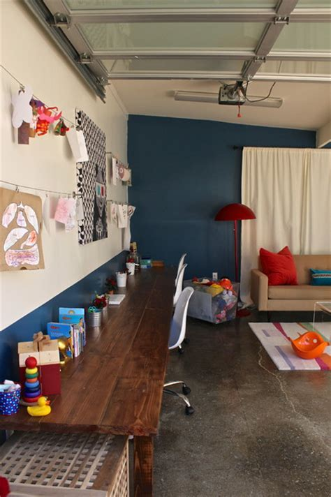 Garage Playroom by Garage Conversion Into Playroom Garage