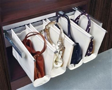 Purse Cabinet by Purse Rack