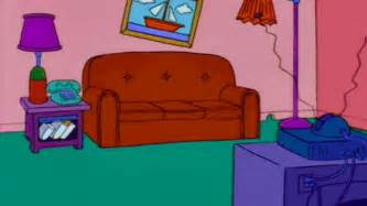 simpsons living room 1000 images about simpsons living room on pinterest