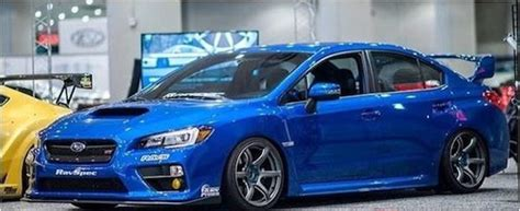 2015 subaru wrx modified 2015 subaru wrx sti modified top auto magazine