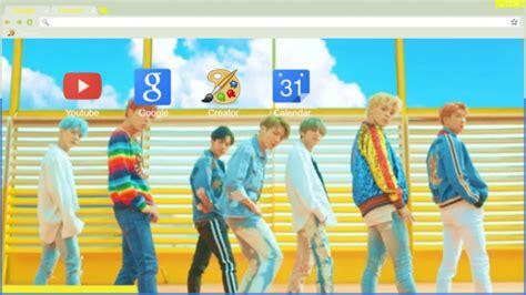 theme google bts bts dna theme chrome theme themebeta