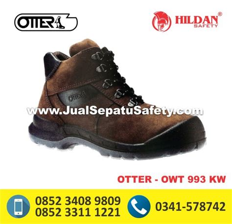 Sepatu Caterpillar Delta Injection Safety 3 otter owt 993 kw jualsepatusafety