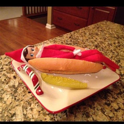 hot dog bun dog bed 933 best elf on a shelf images on pinterest christmas