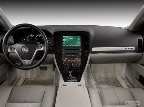 2007 Cadillac Sts Interior by 2007 Cadillac Sts V Pictures Photos Gallery The Car