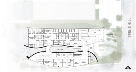 Large Floor Plans gallery of how university construction projects offer