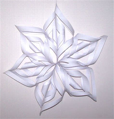 How To Make Paper Decorations - easy diy decorations nat s corner