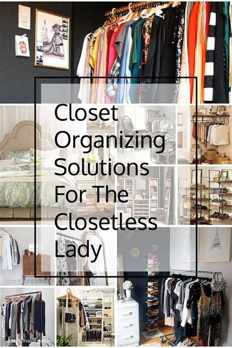 no closet solutions no closet closet and thoughts on pinterest
