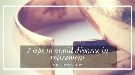 7 tips to prevent bed 7 tips to avoid divorce in retirement and keep a happy