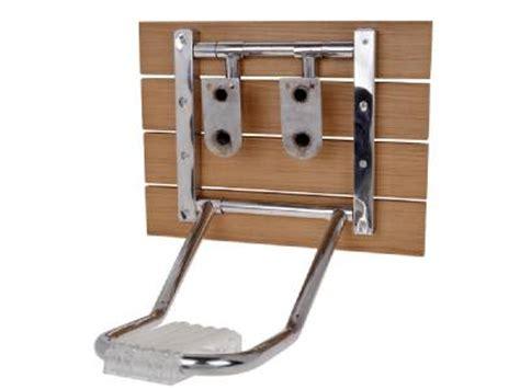 wall bench seat bracket new folding bath shower bench seat stainless steel bracket