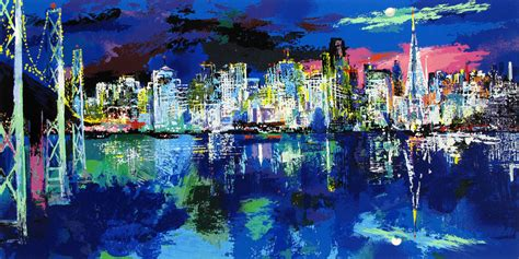 paint nite san francisco leroy neiman san francisco by painting anysize 50