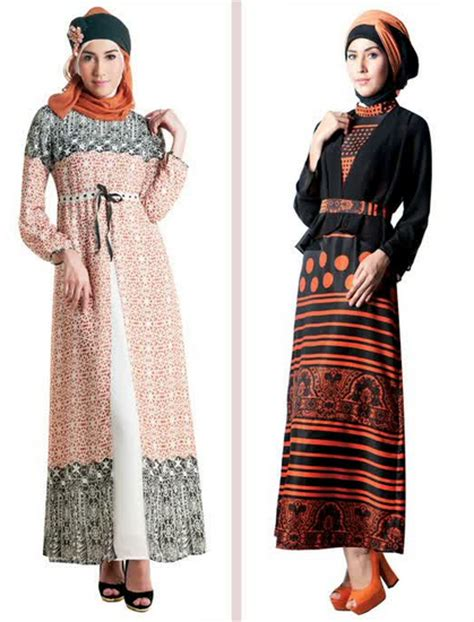 Sepatu Murah Kickers Slip On Kombinasi 03 Fashion contoh trend fashion modern baju muslim gamis model