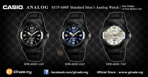 Promo Casio New Edifice Efv 530bl 2av Original Efv530bl 2a casio standard mw 600f 2av analog mens resin 10