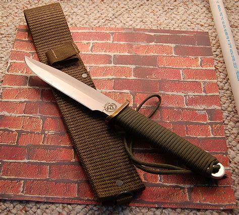 ek bowie gallery fixed blade knives for sale big ek