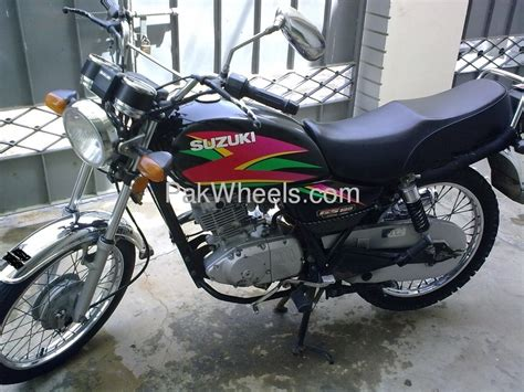 Suzuki Gs Bike Used Suzuki Gs 125 2006 Bike For Sale In Karachi 96840