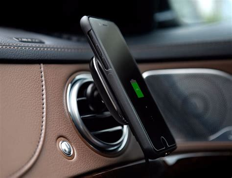 wireless phone charger for car charge your phone effortlessly on the go with this