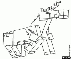 minecraft unicorn coloring page minecraft coloring pages printable games