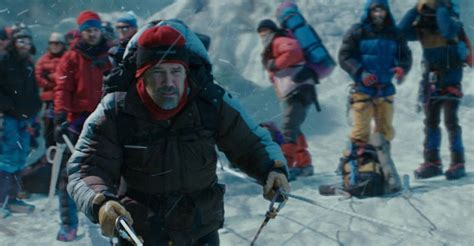 film everest characters everest movie review nerd reactor
