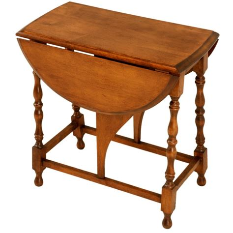Drop Leaf End Table Awesome Vintage American Drop Leaf Side Or End Table At 1stdibs