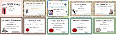 printable novelty gift vouchers funniest homemade gag gifts and gag gift ideas