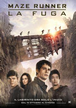 film maze runner la fuga maze runner la fuga 2015 filmscoop it