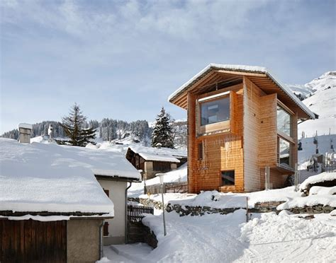 vacation homes in the swiss alps showcase the of