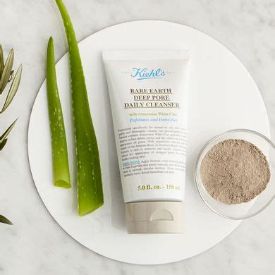 Kiehls Earth Pore Cleanser earth pore daily cleanser kiehl s since 1851