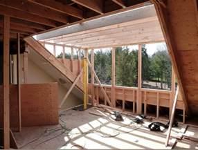 Attic Dormer Cost A E Construction S Dormer Addition A Day In Review