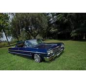 The Long Journey Of A 64 Chevy Impala