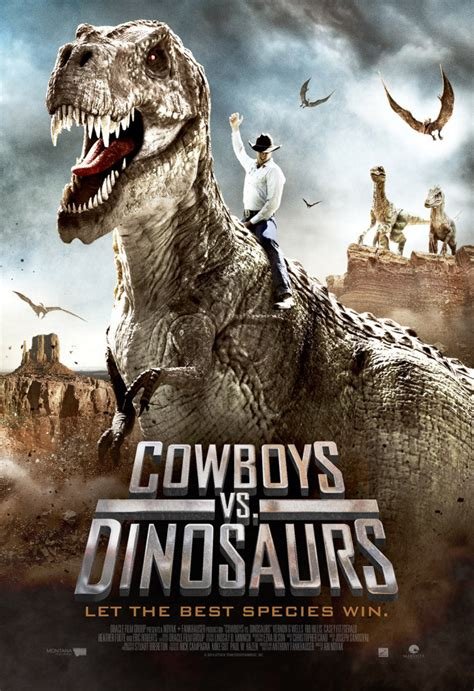new film cowboy 2015 forget jurassic world it s all about cowboys vs dinosaurs