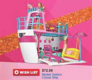 target black friday ad 2013 barbie sisters cruise ship at target featured 2012