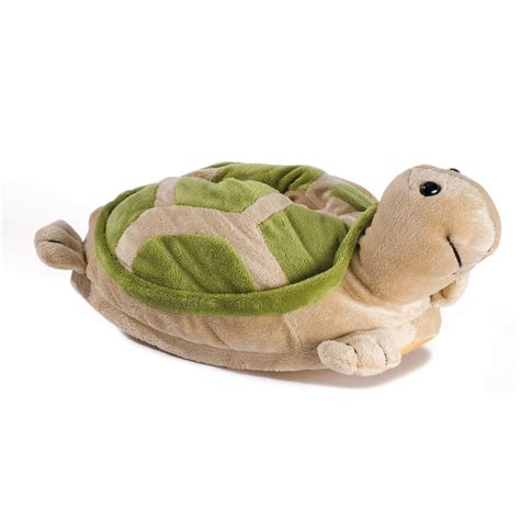 turtle slipper socks buy plush slippers turtle choose your size