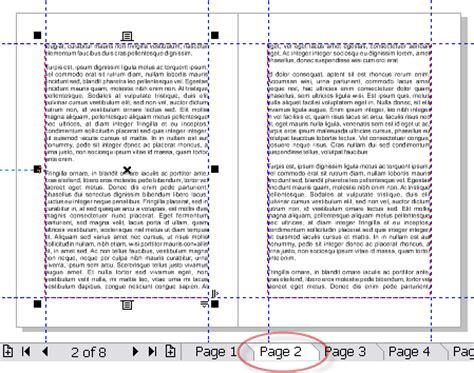 layout majalah coreldraw membuat layout majalah di coreldraw linggau inspirasi ict