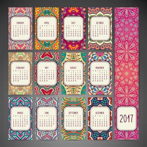 calendarios espectaculares 2017 para imprimir hoy im 225 genes