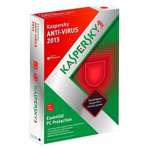 Sale Kaspersky Anti Virus 2012 3pc Kaspersky Antivirus 2013 With 3 Month License