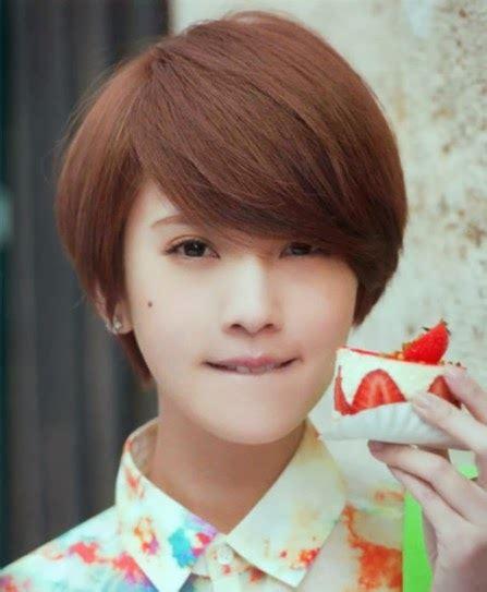 Model Rambut K Pop 2014 by Trend Model Rambut Wanita Korea Terbaru 2014 Info