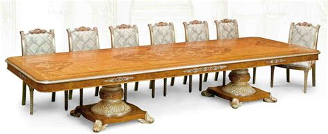 Luxurious Dining Tables 11 Luxury Dining Furniture Exquisite Marquetry Work